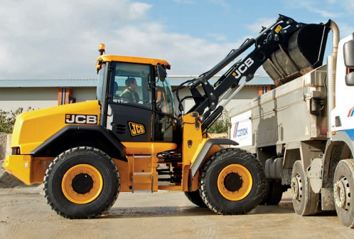 Wheel Loaders from JCB | Briggs Equipment