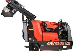 Rent Powerboss Scrubbers Briggs Equipment