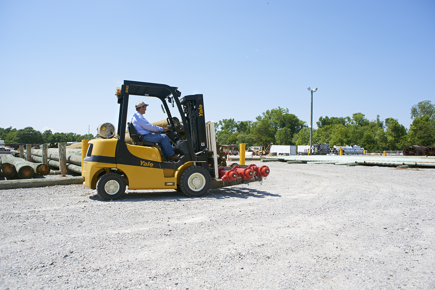 New Hyster & Yale Forklifts In Stock | Briggs Equipment